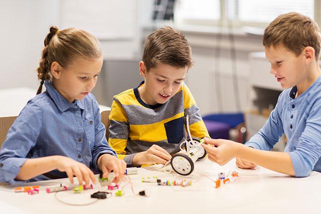 Leerlingen maken kennis met het voortgezet onderwijs én techniek