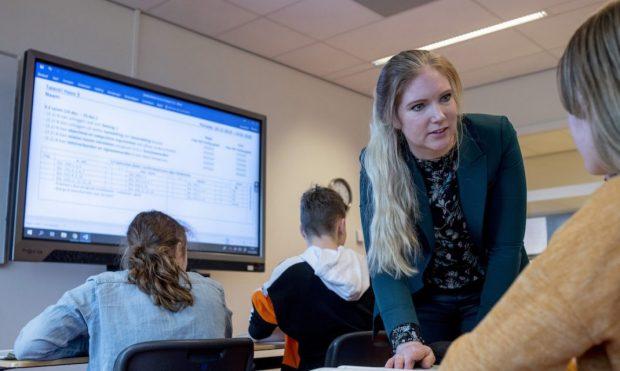 Zo volgen leerlingen met een studieschema hun eigen leerroute