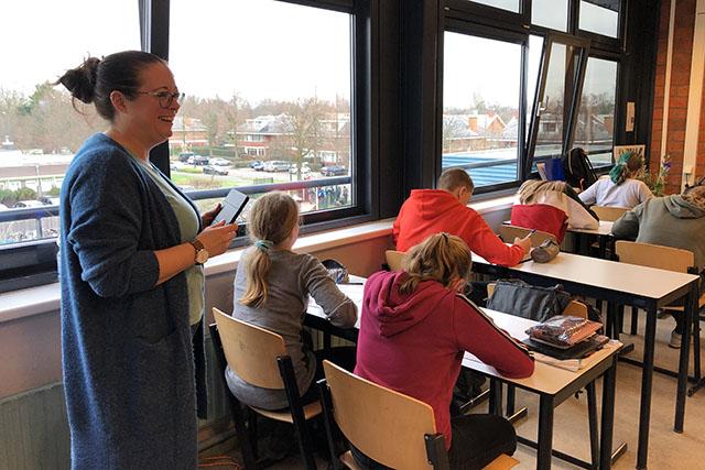 Coaching van leraren geeft onderwijsontwikkeling impuls
