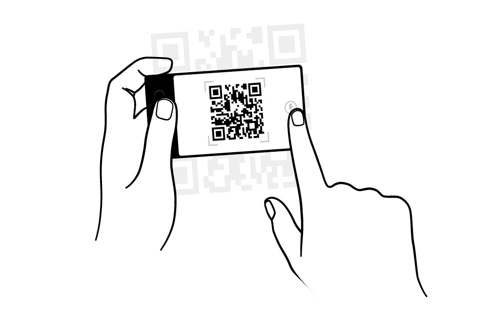 QR-code met leestips
