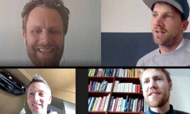 Nablijven met Rolf de Jong, Dennis Goedbloed & Jasper Rijpma