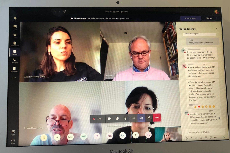 Tips voor het organiseren van een online bijeenkomst