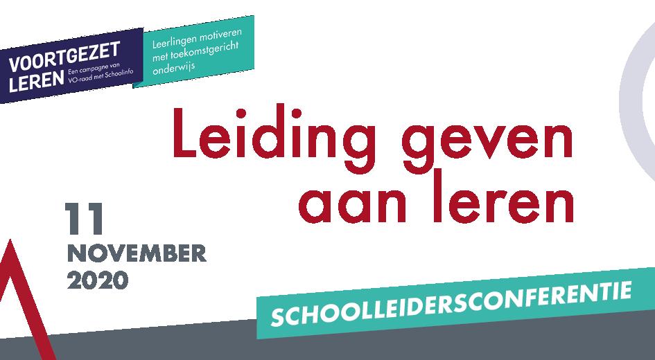 Schoolleidersconferentie 2020