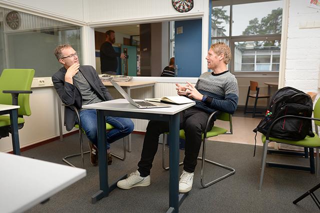 Vwo-Erasmus vergroot de uitdaging én motivatie van leerlingen