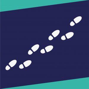 Icoon 5, stappenplan