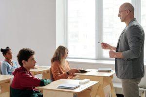Perspectief voor de leraar in coronatijd