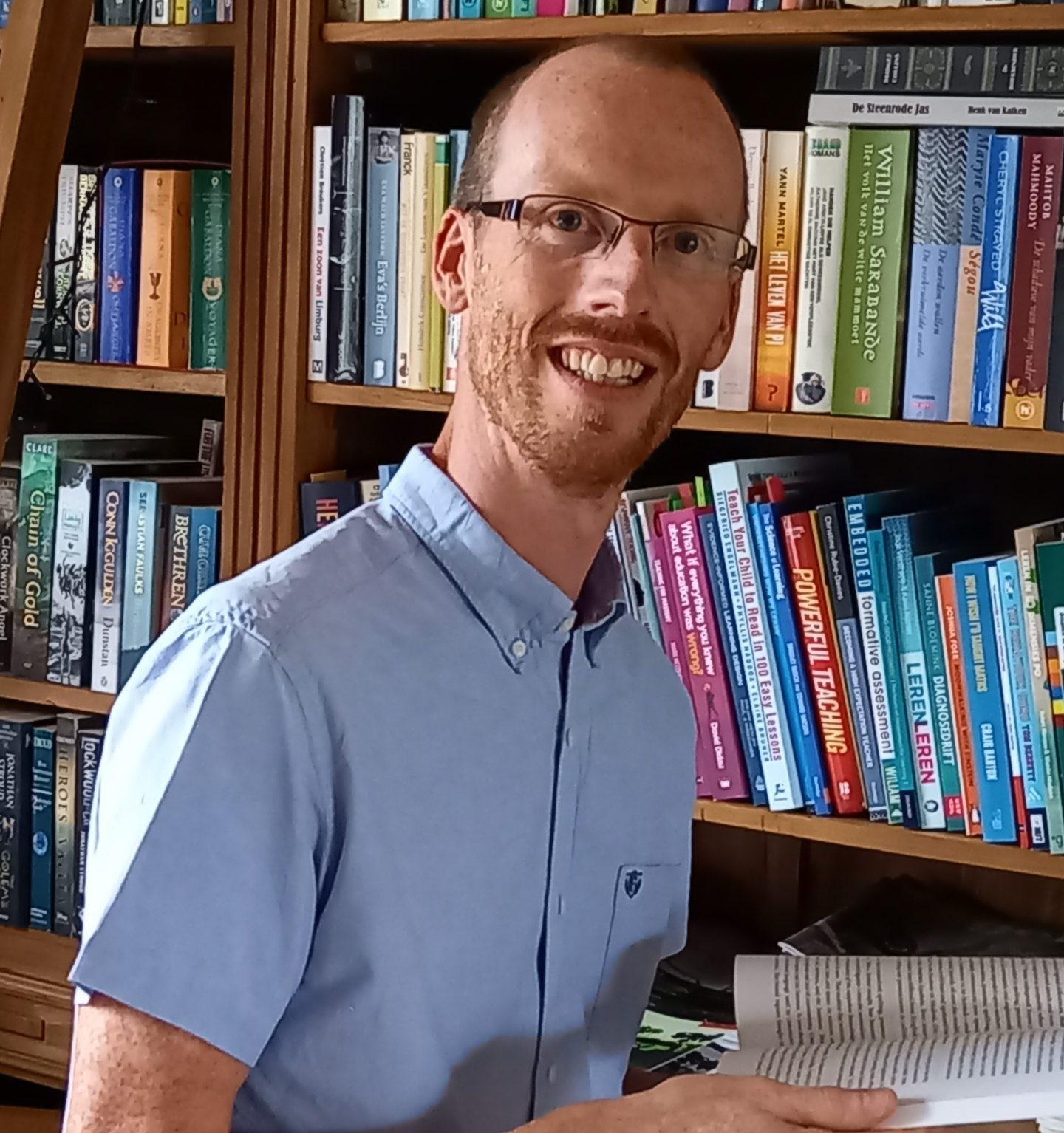 #10 Onderwijsontwikkeling doorvoeren op je school met Gert Verbrugghen